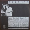 The Negative Sleeve from the compilation LP Friends